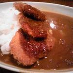 19365700 - ヒレカツカレー(800円)は、古き良き洋食屋さんの味です。