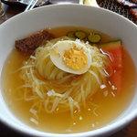 19366146 - 盛岡冷麺。