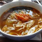 19366147 - ピリ辛温麺。