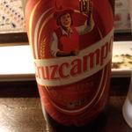 バルマル・エスパーニャ - スペインビール、クルーズガンポ