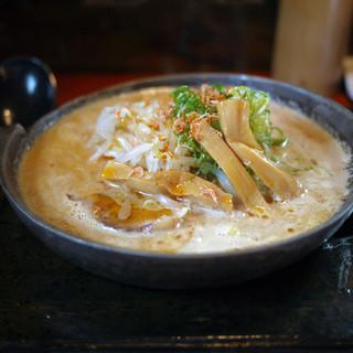 麺屋 蔵人 - 料理写真:海老味噌らーめん~☆