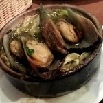 CASA CARINO - ムール貝のオイル煮