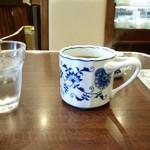 丸美珈琲店 - 本日の珈琲420円