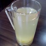 びびこ - 友人の柚子茶