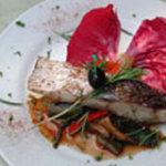CAFE&DINING IMAGO - 鯛のローズマリーソース