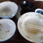 やよい食堂 - カツ丼 大 完食~♪