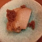 馳走屋河の - 蛸の卵(甘辛く炊いてます)