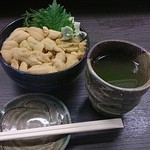 札幌市場めし まるさん亭 - うに丼