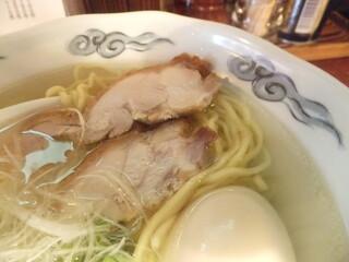 麺酒処 ぶらり - 鶏チャーシュー