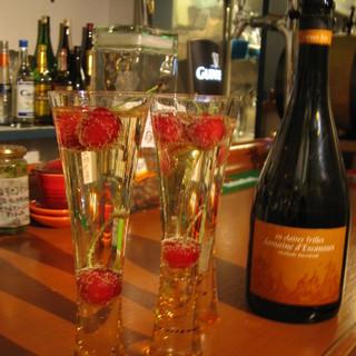 フランスワイン各種取り揃えております。