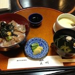 19375437 - マグロ丼