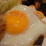 キッチンABC 池袋東口店 - 目玉焼き