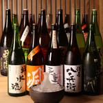 三重人 - 関東では出逢えない三重県の地酒を多数ご用意