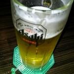 パクパク - ビール