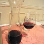 ビストロシェフの一歩 - ハウスワインの赤
