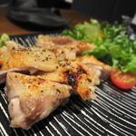 はせ茂 - 2013年5月 鶏のグリル