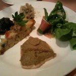 トコントコ - 前菜4種盛り
