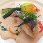 アトリエ・オキ - お魚料理