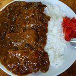 うどんの佐賀県 - 料理写真:カツカレー 1
