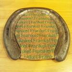 フランケル - 蹄鉄のコースター