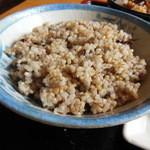 呑食里 - 十六穀ご飯
