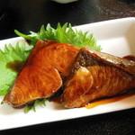 呑食里 - ブリの照り焼き