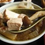 呑食里 - 具だくさんのスープです