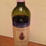 トスカネリア - 赤ワイン(4200円)