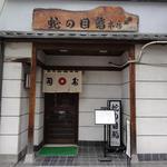 蛇の目鮨本店 - 現代風の建物です