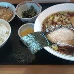 麻麻 - ランチセット