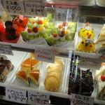 ケーキハウス ノエル - 税込と税別が、入り混じる世界