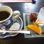 和食屋 はんなり - 珈琲&水菓子はライチゼリー他