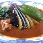 19389545 - チキン野菜カレー