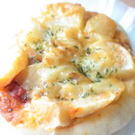 ブレッド&サーカス - 野菜のピザ(じゃがいも編)