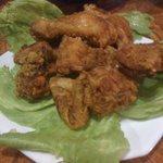 ひな鳥丸山 - 料理写真:から揚げ 半羽
