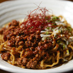 ハーデン タイテン 青山 - 汁なし坦々麺