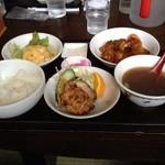 中華レストラン 紅華 - 紅華定食