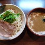麺処 と市 - つけ麺(H25.6.7)