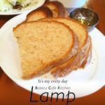19392937 - カンパーニュはLampの定番!美味しい!