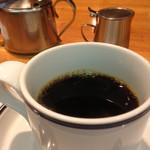 いーぐる - ホットコーヒーです。