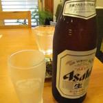 きくや - 中瓶@600円
