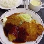 レストラン・マルマン - ライトランチ580円