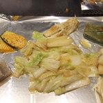 ニュー松坂 - 焼き野菜