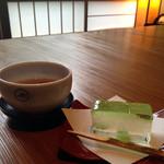 星のや 京都 - 星のや京都の為に作ってもらってるお菓子だそうです