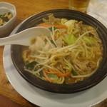 福わ家 - 赤タジン鍋