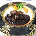 シエ・ワシズ - Cコースのお肉
