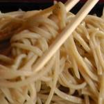 そば処 なかい - お蕎麦(リフトアップ!)