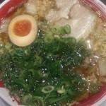 19402479 - 2013.6.8 鶏醤(とりじゃん)ラーメン