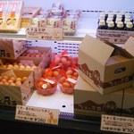 たまご屋 - 奥久慈卵も売ってます