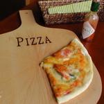 ちょろっとCAFE - ミックスピザ